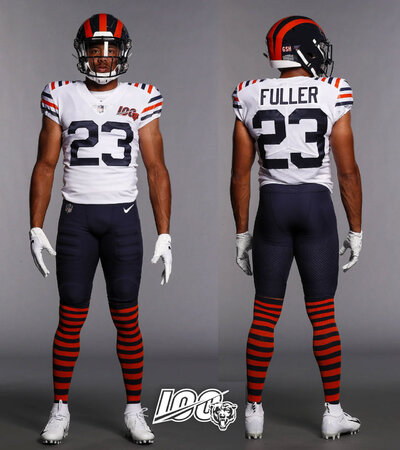 timeless design 1adbf 43e88 N/S - The bears unveil unusual throwback uniforms | Page 2 ...