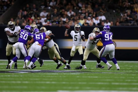 59c7f062 Players to watch when the Saints take on the Chargers | New Orleans ...