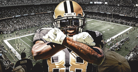 Nfl Saints Wr Dez Bryant Promises To Come Back Strong