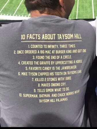 separation shoes 85773 75777 Funny Taysom Hill T-Shirt   New Orleans Saints ...